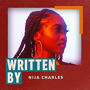 Written By Nija Charles