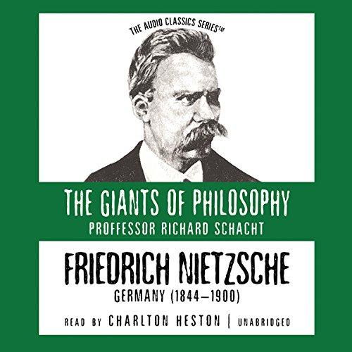Friedrich Nietzsche  Audiolibri