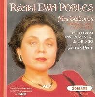 Ewa Podles - Airs c?l?bres (Famous Arias)