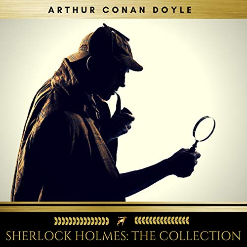 Page de couverture de Sherlock Holmes. The Collection