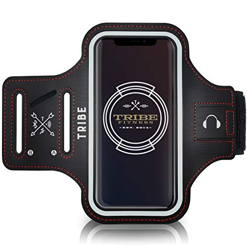 TRIBE Reflective Running Phone Hold…