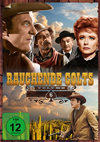 Rauchende Colts - Volume 6 [6 DVDs]