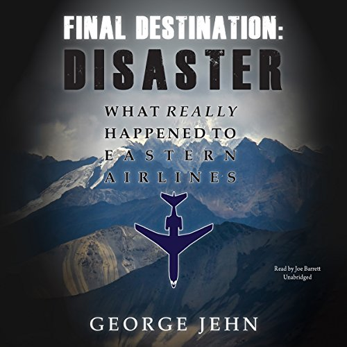 Final Destination: Disaster audiobook cover art