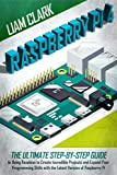 Raspberry Pi 4: The Ultimate Step-by-Step Guide to Using Raspbian to Create Incredible Projects and Expand Your Programming Skills with the Latest Version of Raspberry Pi