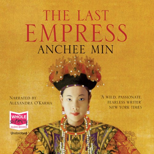 The Last Empress cover art