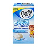 Pediacare Gentle Vapors Plug In Unit Waterless Vaporizer with 5 Refills
