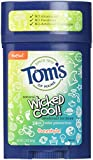 Tom's of Maine Wicked Cool Deodorant for Boys Freestyle 2.25...