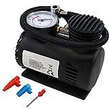 Dunlop Minicompresor de 12V Compresor mini, bomba de aire comprimido, 17bar, para camping