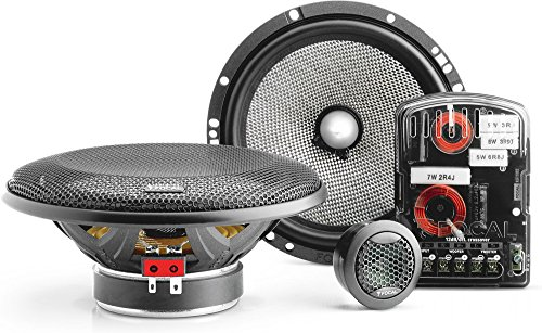 Focal 165 A1, 120W, 6-1/2' 2-way Access 1 Series Component Car Speakers...