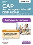 CAP Accompagnant éducatif petite enfance - Épreuves professionnelles...