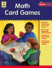 Math Card Games, Grades 4-5