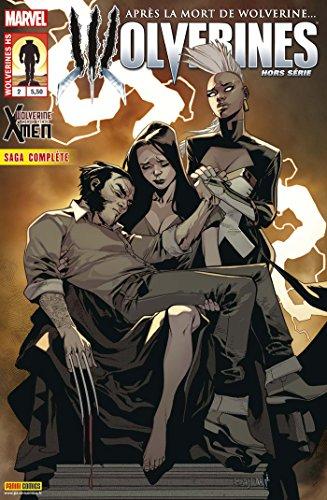 Wolverines hs 02 : wolverine & the x-men