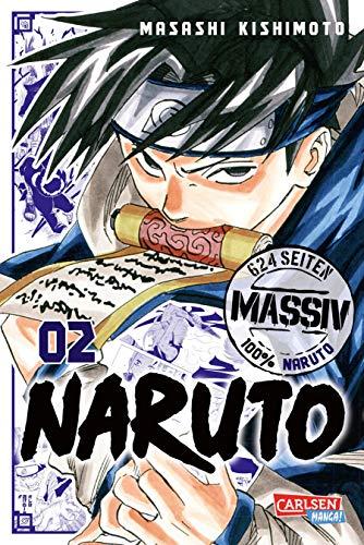 NARUTO Massiv 2: Die Originalserie als umfangreiche Sammelbandausgabe! (2)