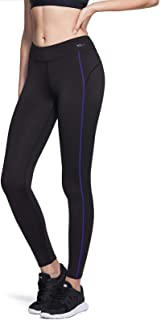 Tesla Women's Thermal Wintergear Compression Baselayer Pants Leggings Tights