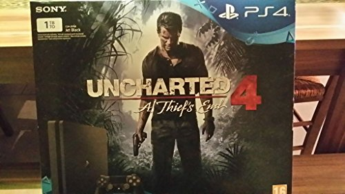 Nouvelle PS4 Slim 1 To + Uncharted 4 : A Thief's End