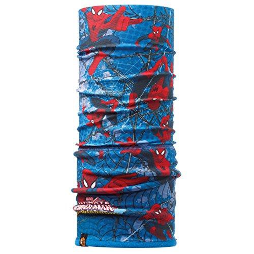 Buff Superheroes Spiderman Polar, Scaldacollo Unisex Bambini, Multicolore/Warrior/Harbor, Taglia Unica