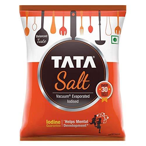 Tata Salt, 1Kg 4