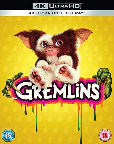 Gremlins [4K Ultra HD] [1984] [Blu-ray] [2019]