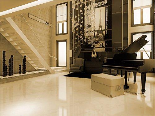 A.Monamour 2x1.5M Vinyl Tuch Camgirl Video-Show Innenraum Wand Wandbild Hintergrundbilder Studiofotografie Backdrops - Klavier