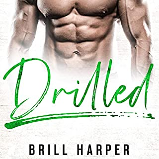 Drilled audiobook cover art