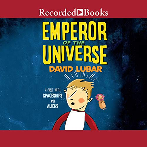 Emperor of the Universe audiobook cover art
