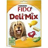 Fido Deli'Mix - 150 g - Friandises pour Chien - Lot de 5