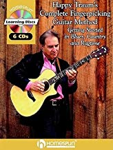 [(Happy Traum's Complete Fingerpicking Guitar Method: Getting Started in Blues, Country and Ragtime)] [Author: Happy Traum] published on (August, 2004)