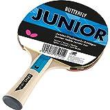 Butterfly Papillon Unisexe Raquette de Tennis de Table Junior, Multicolor, M