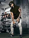 Zoom IMG-1 cabeen uomo bodybuilding felpa con