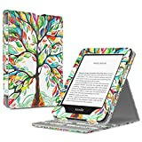 TiMOVO Case Fits All-New Kindle (10th Generation, 2019 Release), Shockproof Vertical Flip St