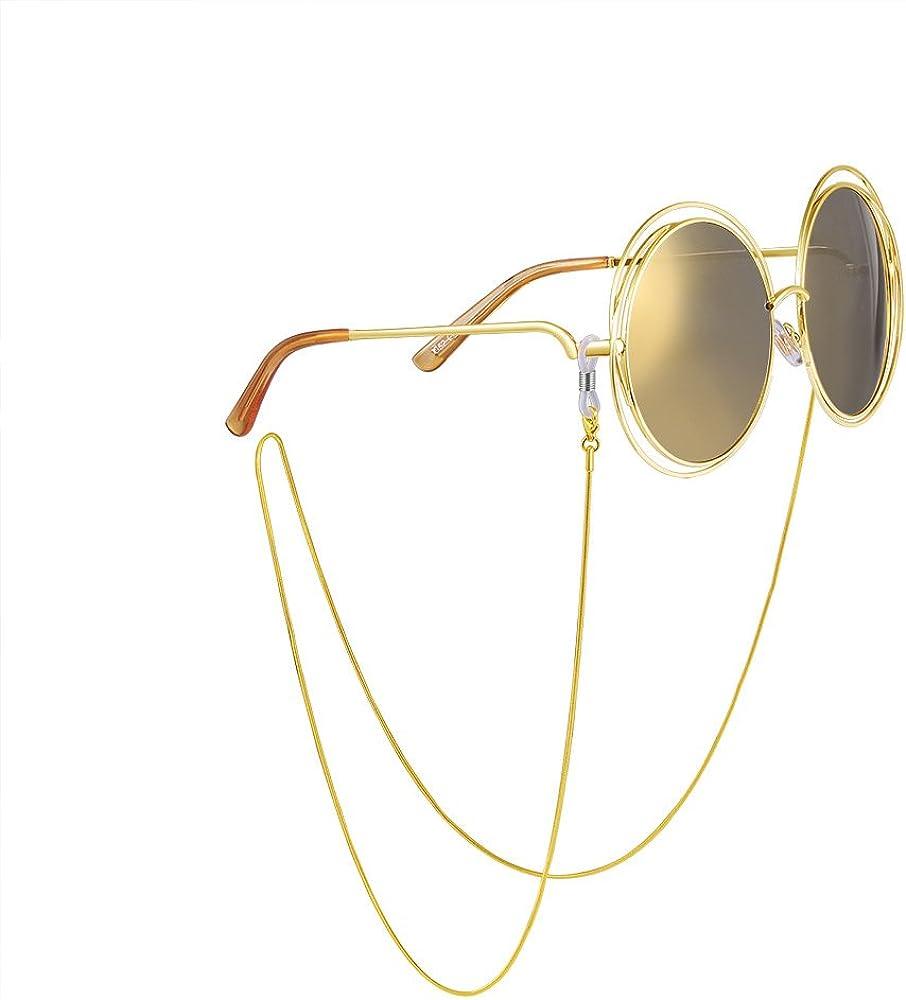 Eyeglass Chains Glasses Reading Eyeglasses Holder Strap Cords La