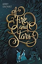 Of Fire and Stars, Audrey Coulthurst, tbr, to be read, the book rat, booktube, book blog