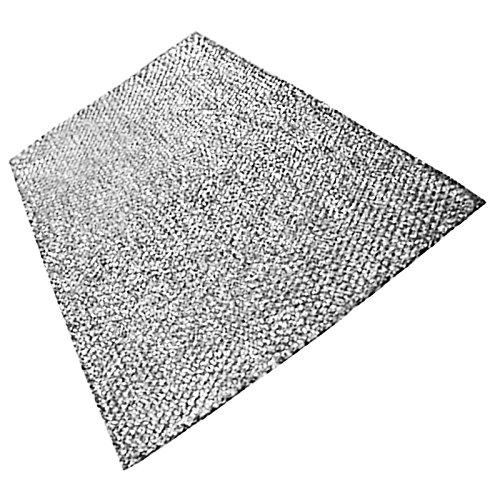 SPARES2GO groot aluminium gaasfilter voor ATAG afzuigkap/afzuigkap afzuigkap (89 x 48 cm, op maat gesneden)