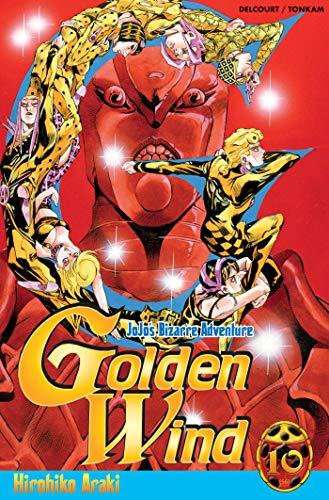 Jojo's - Golden Wind T10