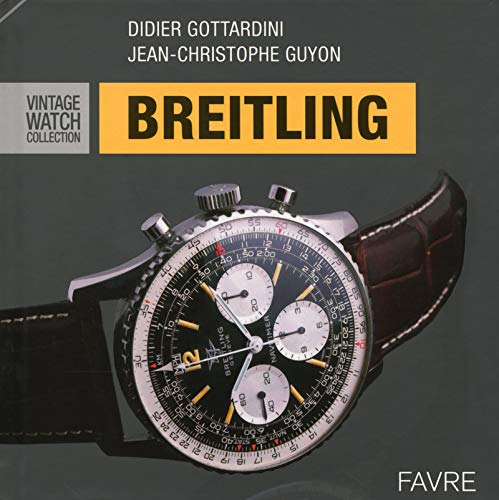 Price comparison product image The vintage watch collection: Breitling (French Edition)