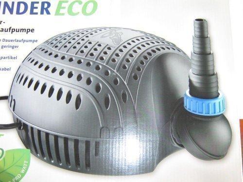Osaga Teichfilter- und Bachlaufpumpe Schwarze Flunder Eco (OSF15000E)