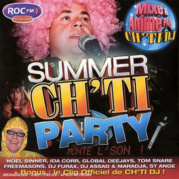 Summer Ch'Ti Party