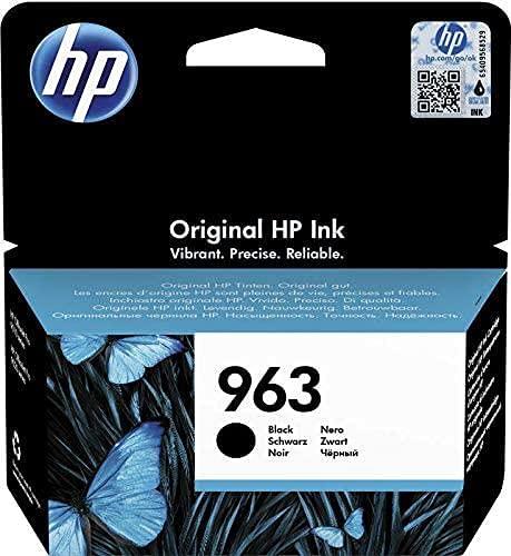 HP 963 3JA26AE Cartuccia Originale da 1000 Pagine, per Stampanti a Getto d'Inchiostro HP OfficeJet Pro...