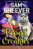Piped Croakies: A Magical Cozy Mystery with Talking Animals (Enchanting Inquiries Book 12) (Kindle Edition)