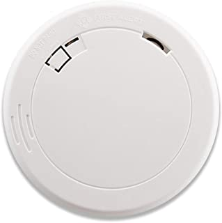 First Alert Slim Photoelectric Smoke Alarm with 10-Year Sealed Battery, PR710