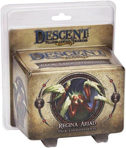 Giochi Uniti - Descent Seconda Edizione Pacco, Luogotenente Regina Ariad