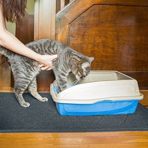Premium Large Cat Litter Mat 35
