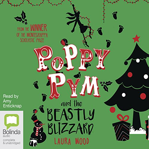 Couverture de Poppy Pym and the Beastly Blizzard