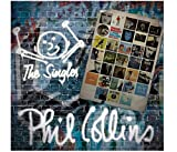 Sanwooden Phil Collins The Singles Albumcover Gemälde Wand
