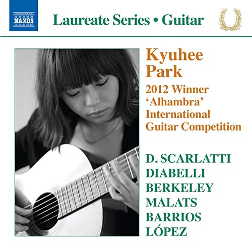 Kyuhee Park: Guitar Recital