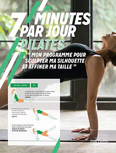 Pilates : Mon programme de renforcement profond (7 minutes par jour)