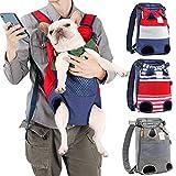 Coppthinktu Dog Carrier Backpack - Legs Out Front-Facing Pet...