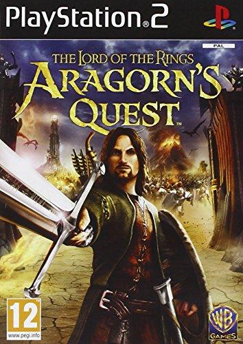 Lord of the Rings: Aragorn's Quest (PS2) [Edizione: Regno Unito]