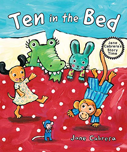 Ten in the Bed (Jane Cabrera's Story Time)