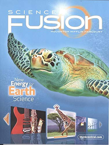 SCIENCE FUSION - GRADE 2 EARTH - INTERACTIVE WORKTEXT